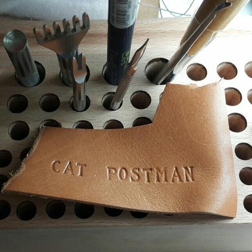 Cat Postman
