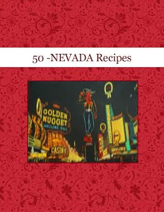 50 -NEVADA Recipes