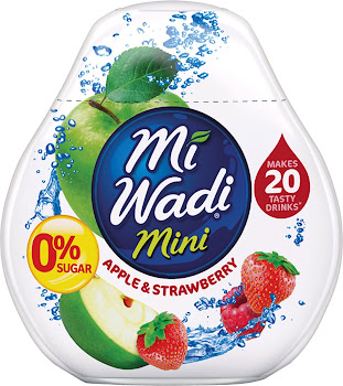 Mi Wadi Mini Apple & Strawberry - 66ml