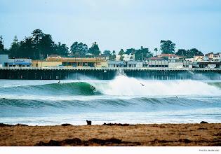 Photo: Photo of the Day: Josh Mulcoy, Santa Cruz. Photo: #ChrisBurkard #Surfer #SurferPhotos