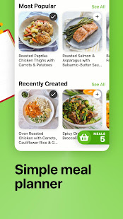 Mealime - Meal Planner, Recipes & Grocery List - Apps on