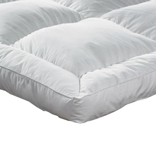 Euroquilt Duck Feather & Down Combination Mattress Topper