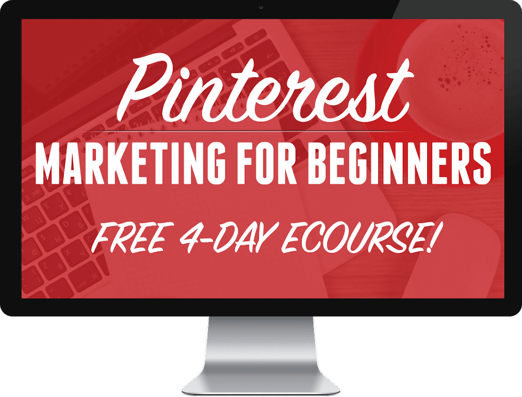 Pinterest Marketing for Beginners Free 4-Day eCourse by Create and Go