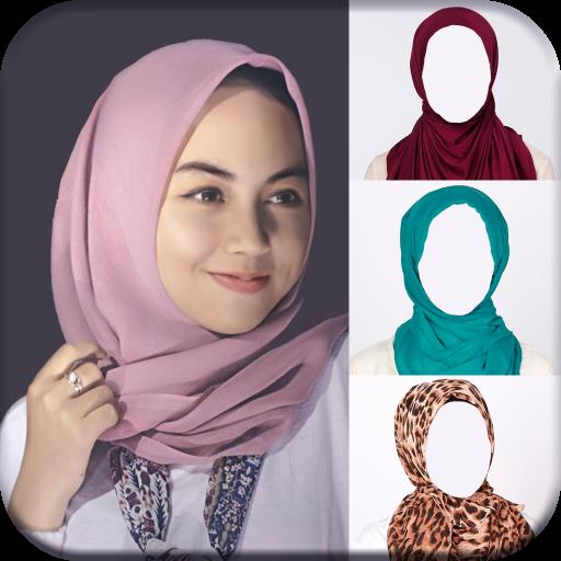 Hijab Photo Editor Icon