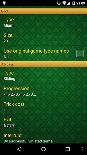 Preferans 2.2.30 screenshots 5