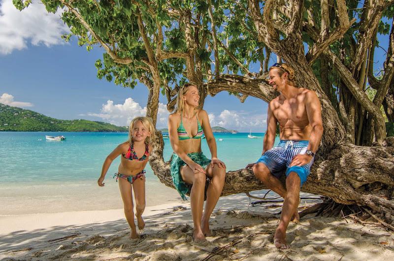Enjoy a day of family fun in St. Thomas, U.S. Virgin Islands.