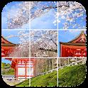 Japan Landscape Jigsaw icon