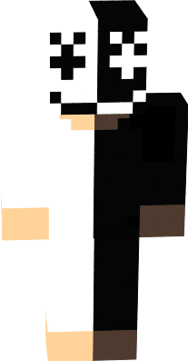 I made this skin because it came to my head