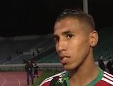 Mohamed Ounajem zou in de belangstelling van Anderlecht staan