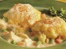 Mom's Quick And Easy Chicken And Dumplings