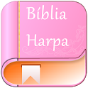Bible & Harp Christian Women icon