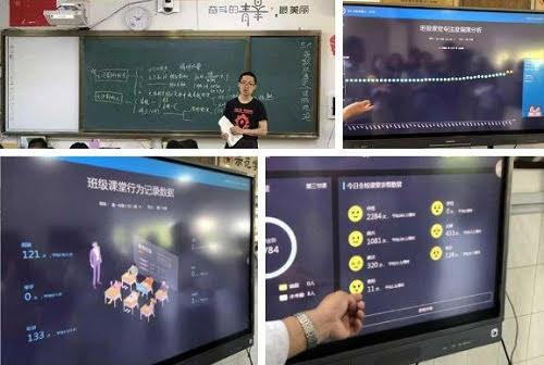 Trường học TQ lắp đặt camera thông minh đọc được biểu cảm học sinh-2