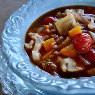 Mountain Mama's Healing Soup.
