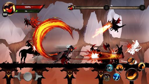 Stickman Legends: Guerre Des Ombres-Jeu de combat APK MOD – Pièces de Monnaie Illimitées (Astuce) screenshots hack proof 1
