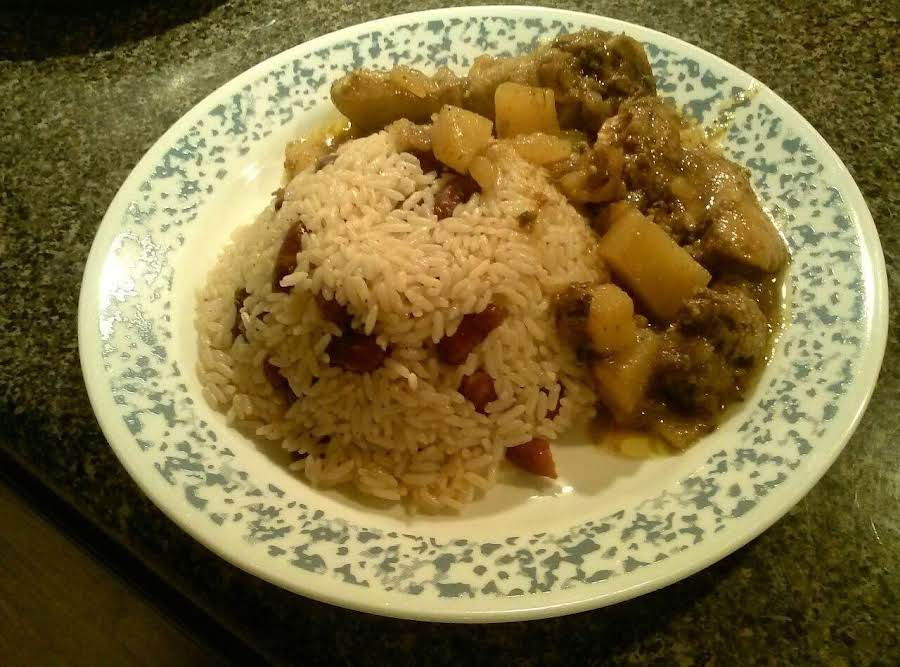 Jamaican Curry Chicken Recipe Just A Pinch Recipes