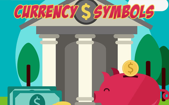 Currency Symbols Game