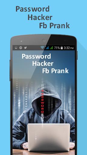 密碼黑客Fb的惡作劇