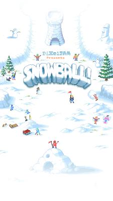 Snowball- imagem de tela
