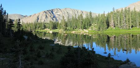 Photo: Tanima Peak. Photo by Dave Socky