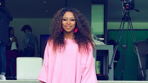 DJ Zinhle is not here for the negativity.