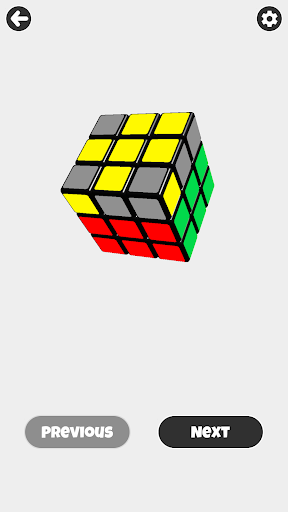 Magic Cube Puzzle 3.7 screenshots 3