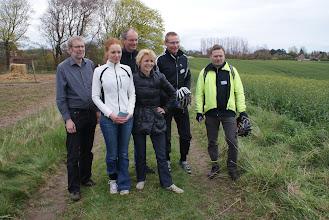 Photo: Jørgen Bak, Laura Hay, Morten Sejersen, Lykke Friis, Claus Nickelsen, Kim Gulvad Svendsen i Fløjstrup