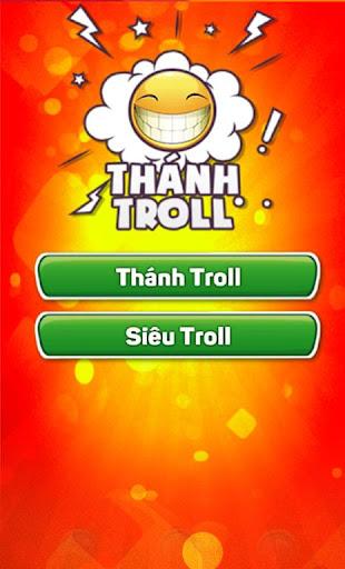 Thánh Troll: Câu Đố Hài Hước