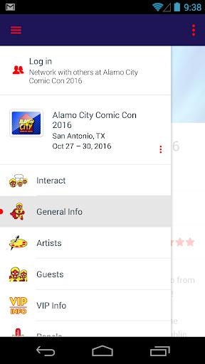 玩免費旅遊APP|下載Alamo City Comic Con app不用錢|硬是要APP