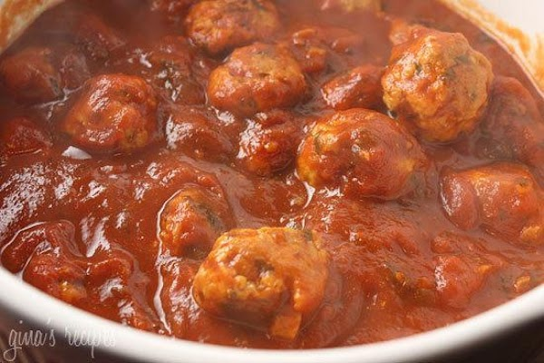 Diana's Veggie & Meatball Skillet Recipe