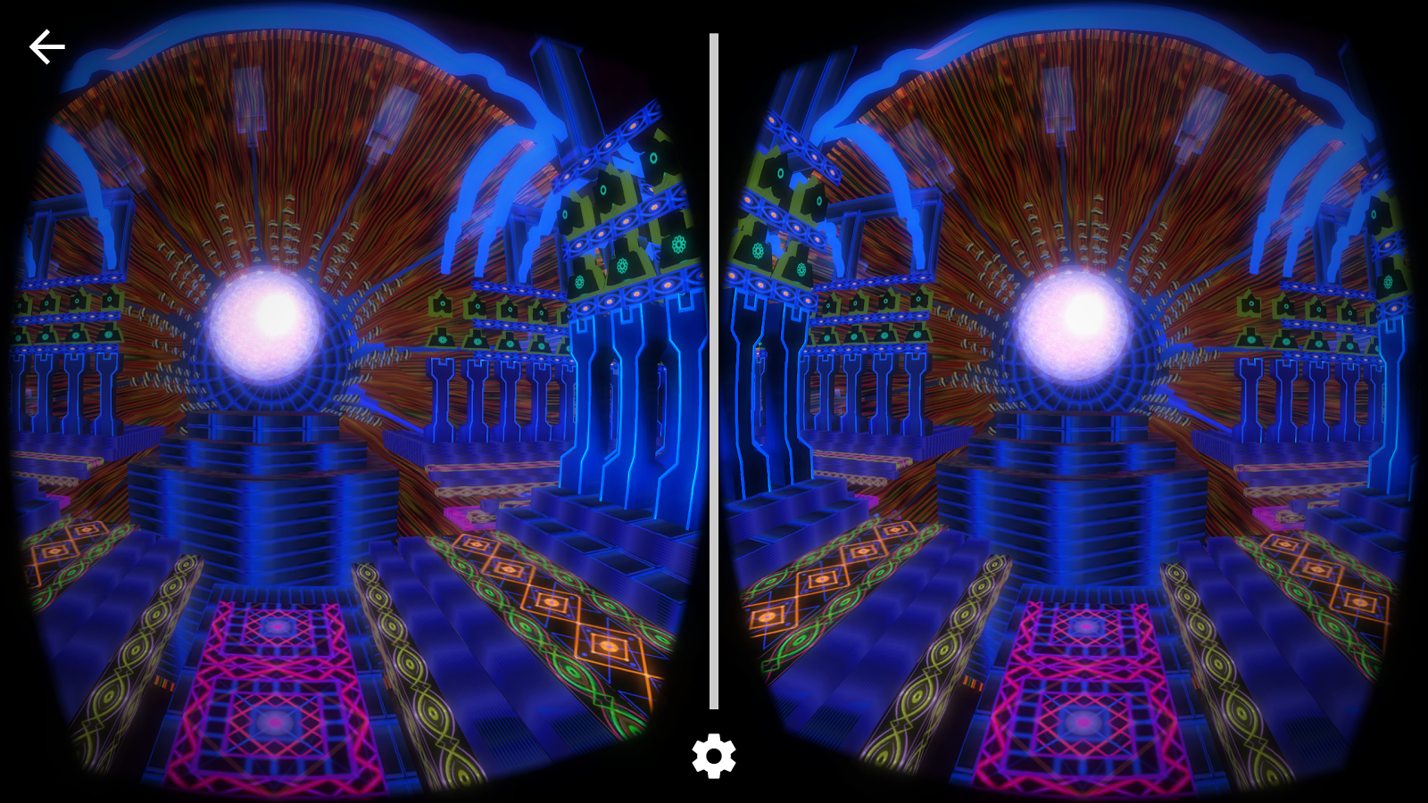 Ayahuasca Church VR Cardboard- screenshot