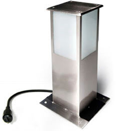 Easy Connect Fyrkantig sockellampa