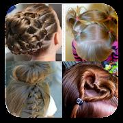 Cute girl hairstyles 2018