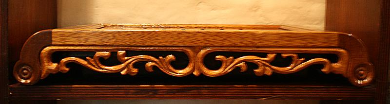 Photo: №8 чабань деревянная, резная, с инкрустациейразмер39/21цена:620 грн