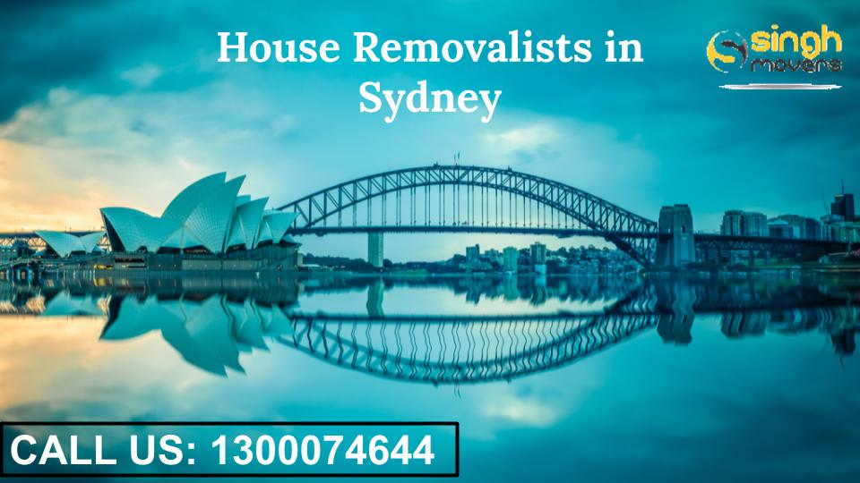 House Removalists Sydeny
