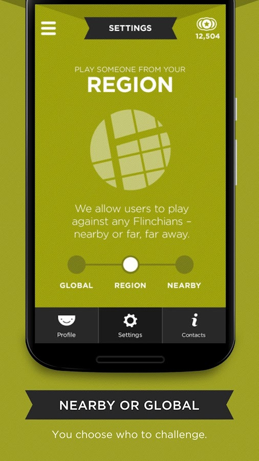 Flinch- screenshot