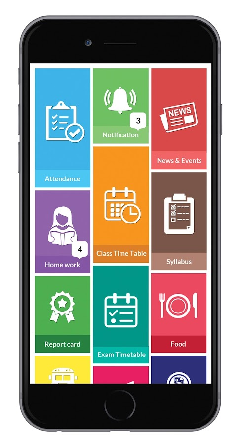 Timetoschool parent app android apps on google play for Blueprint app free