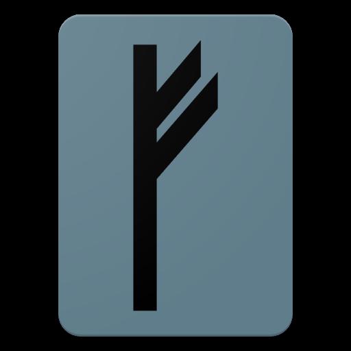 Write in Runic