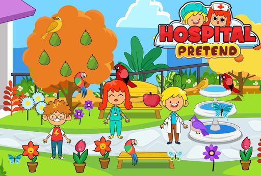 My Pretend Hospital - Kids Hospital Town Life 2.0 screenshots 4