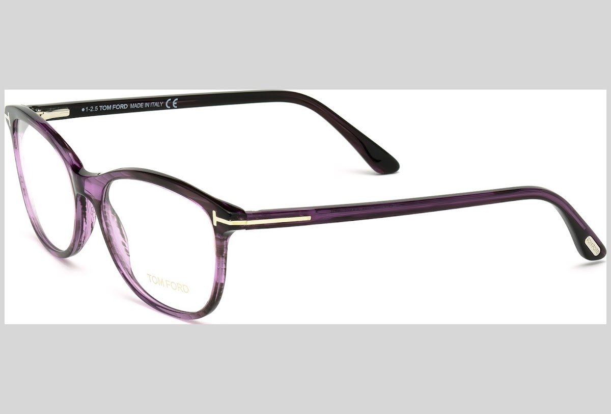 f2d624ab4704ae Buy Tom Ford FT5388 C54 081 (shiny violet   ) Frames   Blickers