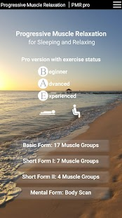 Download free Progressive Muscle Relaxation for PC on Windows and Mac apk screenshot 1