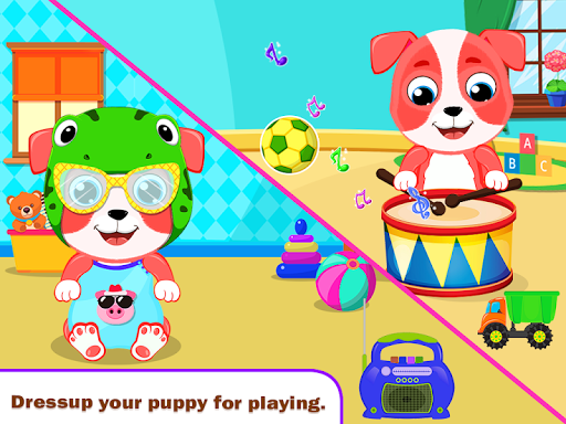 Puppy Newborn Baby screenshot 4