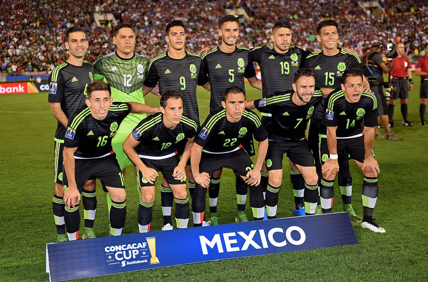Image result for mexico national team 2017