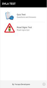 Ghana DVLA Driving Test - náhled