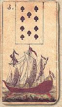 Photo: 1846 A legrégebbről fent maradt Lenormand jóskártya - 3. kártyakép