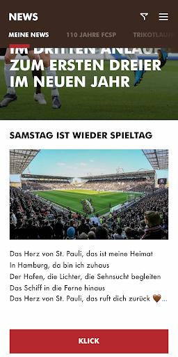 FC St. Pauli screenshot 3