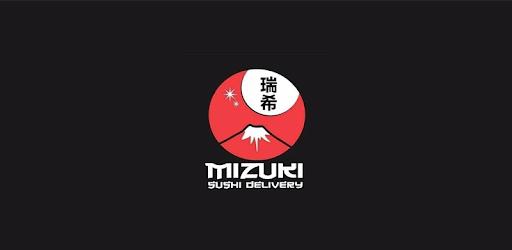 Mizuki Sushi Delivery for PC
