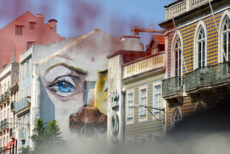 osservando Lisbona di tatiana morello