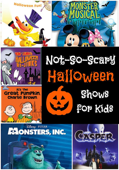 A fun collection of kids Halloween shows including Mickey, Caspar, Monsters, Inc., Tom and Jerry, Dinosaur Train, Caillou and more!