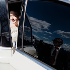 Wedding photographer Nikita Gayvoronskiy (gnsky). Photo of 26.04.2018
