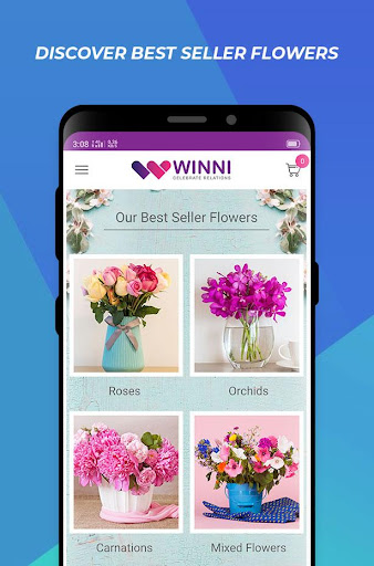 Winni - Cake, Flowers & Gifts Delivery India 3.16.0.1 screenshots 3